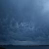 Mammatus Clouds over Stornoway 04/11/09
