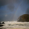 November Storm Dal Beg Beach, West Lewis 08/11/07
