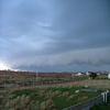 Shelf Cloud, the base of a Cumulonimbus 04/05/06